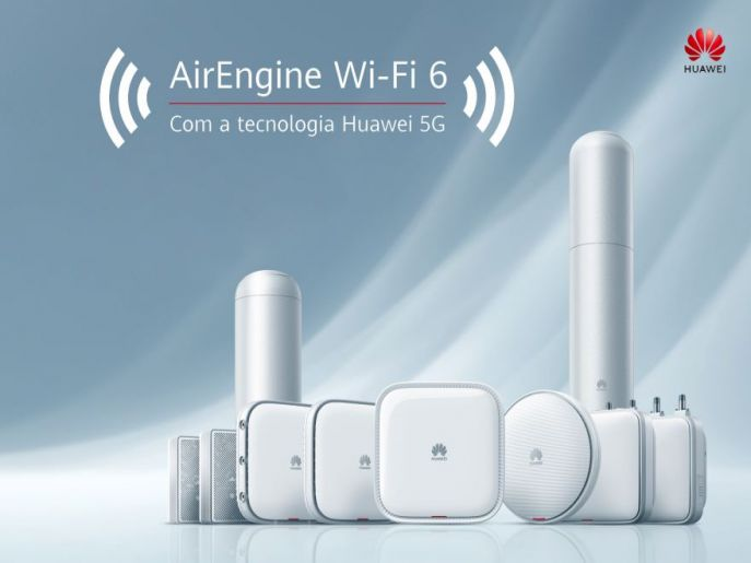 Accelerate your company's digital transformation with Huawei Wi-Fi 6