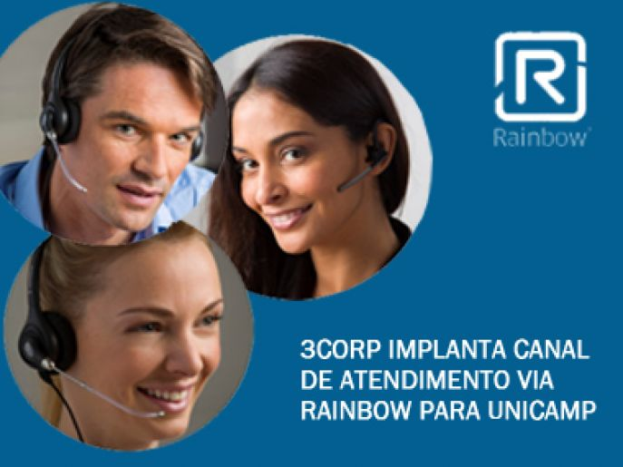 Coronavirus: 3CORP implements rainbow service channel for Unicamp
