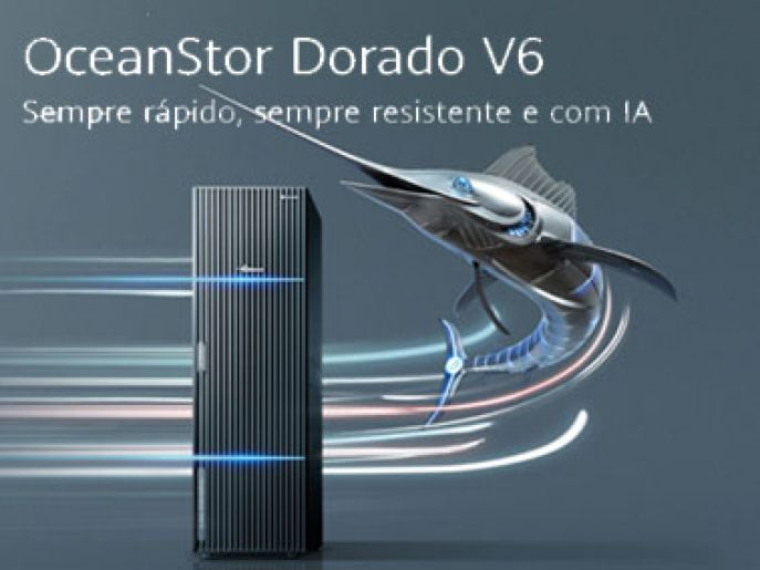 Avoid interrupting your service with the efficiency of OceanStor Dorado V6